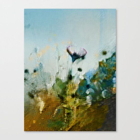 Blast Canvas Print