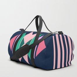 Minimal native decor Duffle Bag