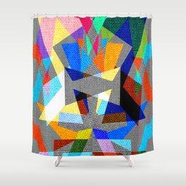 Deko - Art in colors Shower Curtain