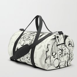 Inside the Mind Duffle Bag