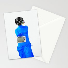 Statue Life TV · Blue Sunday Stationery Cards