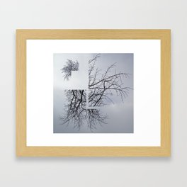 Limbic Pentameters Framed Art Print