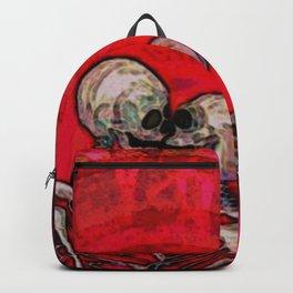 """""""Vous et nul autre"""" Backpack"""