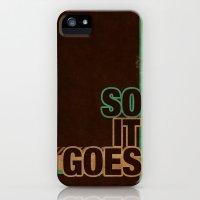 So It Goes.... iPhone (5, 5s) Slim Case