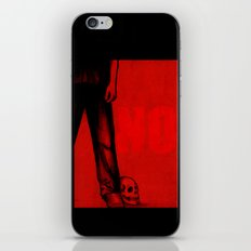 Contradict iPhone & iPod Skin