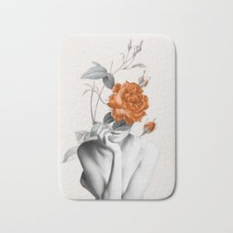 Rose 3 Bath Mat