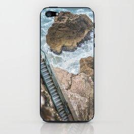 STAIRWAY  TO OCEAN iPhone Skin
