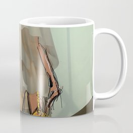 Ruffles & Garters Coffee Mug