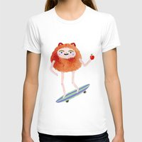 forever young T-shirts featuring Forever young by Tania Orozco