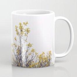 Yellow Leaves No1 Coffee Mug