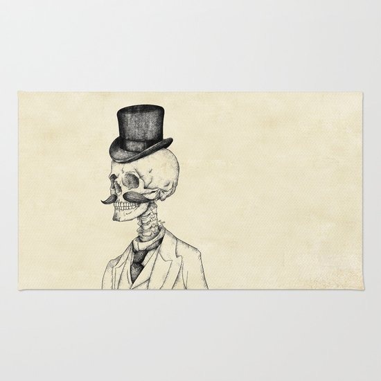 Old Gentleman  Rug