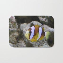 Sea World Colorful Fish Bath Mat