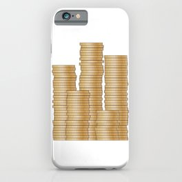 Pieces of Eight iPhone Case