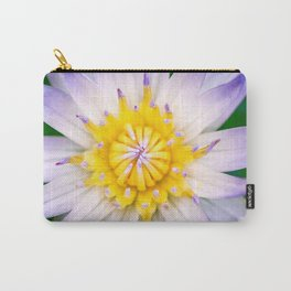 Flower photography by Hoover Tung Carry-All Pouch