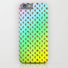 Snack Storm Rainbow Variant Slim Case iPhone 6s