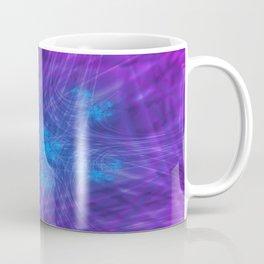 Mitosis in Purple Coffee Mug