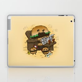 The Dad Burger Laptop & iPad Skin