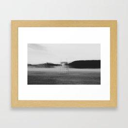 Salve San Clem. Framed Art Print