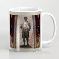 art history Mugs featuring Preserving History by LEEMARIE