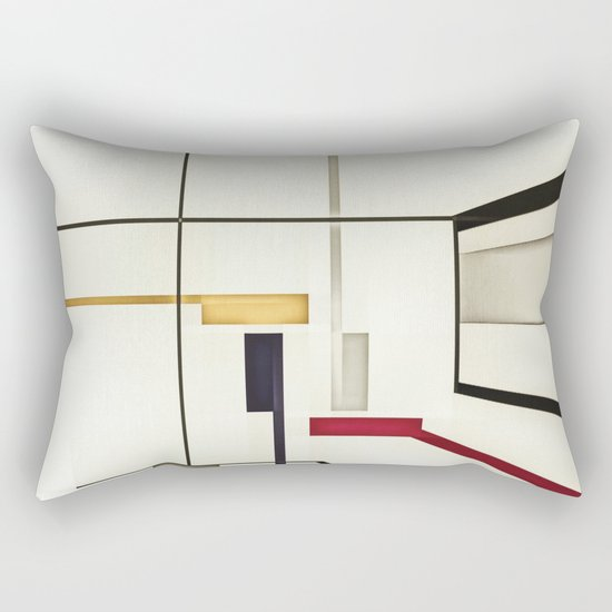 PJK/68 Rectangular Pillow