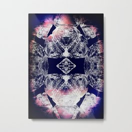 Soham Mandala, I Am That I Am Metal Print