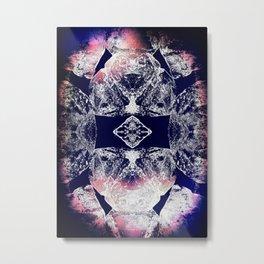 Soham Mandala, I Am That I Am Metal Print