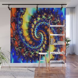 Secret Wormhole Wall Mural