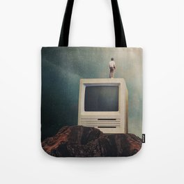 We are going to Escape Tote Bag