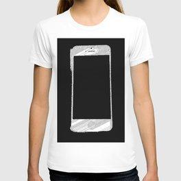 iPhone 5 Wolfram Rule 126 Part 2 T-shirt