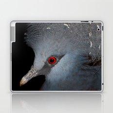 Victoria Crowned Pigeon Laptop & iPad Skin