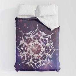 Space Mandala Comforters