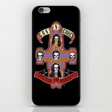 Appetite for Misbehavin' iPhone & iPod Skin