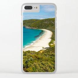 Shelly Beach, West Cape Howe National Park, Western Australia Clear iPhone Case