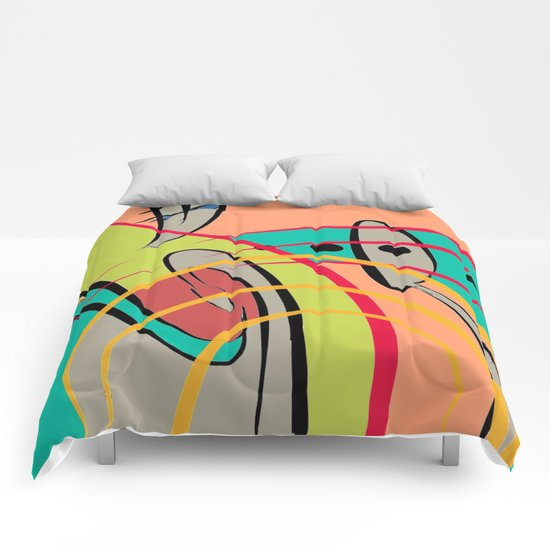 COLOR SPOON Comforters