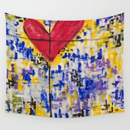 Wrap Up Wall Tapestry