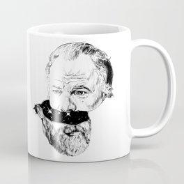 Half K Dick Coffee Mug