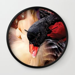 The Unlived Life within us Wall Clock
