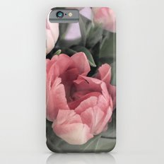 Soft Pink Tulips iPhone 6s Slim Case