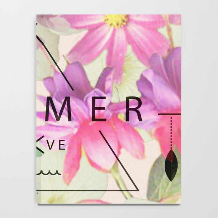 SUMMER LOVE Notebook
