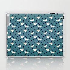 Blueberries & Paper Airplanes Laptop & iPad Skin