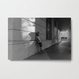 The Boy Metal Print