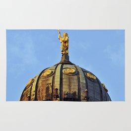 French Cathedrale - Gendarmenmarkt - Berlin Rug