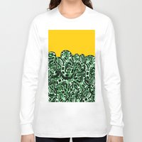 monty python Long Sleeve T-shirts featuring Python  by Hipsterdirtbag