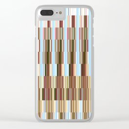 Kaleidoscope | Cherry Blossoms Clear iPhone Case