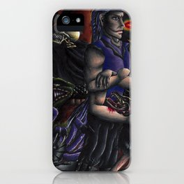 Fears iPhone Case
