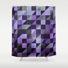 Geo3078  Shower Curtain