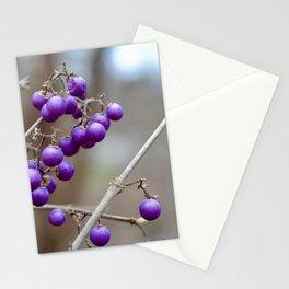 Purpleberries Stationery Cards