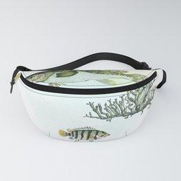 Les poissons pastel Fanny Pack