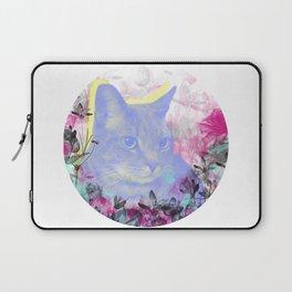 Lazy Kitty Laptop Sleeve
