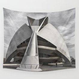 City of Arts and Sciences I | C A L A T R A V A | architect | Wall Tapestry